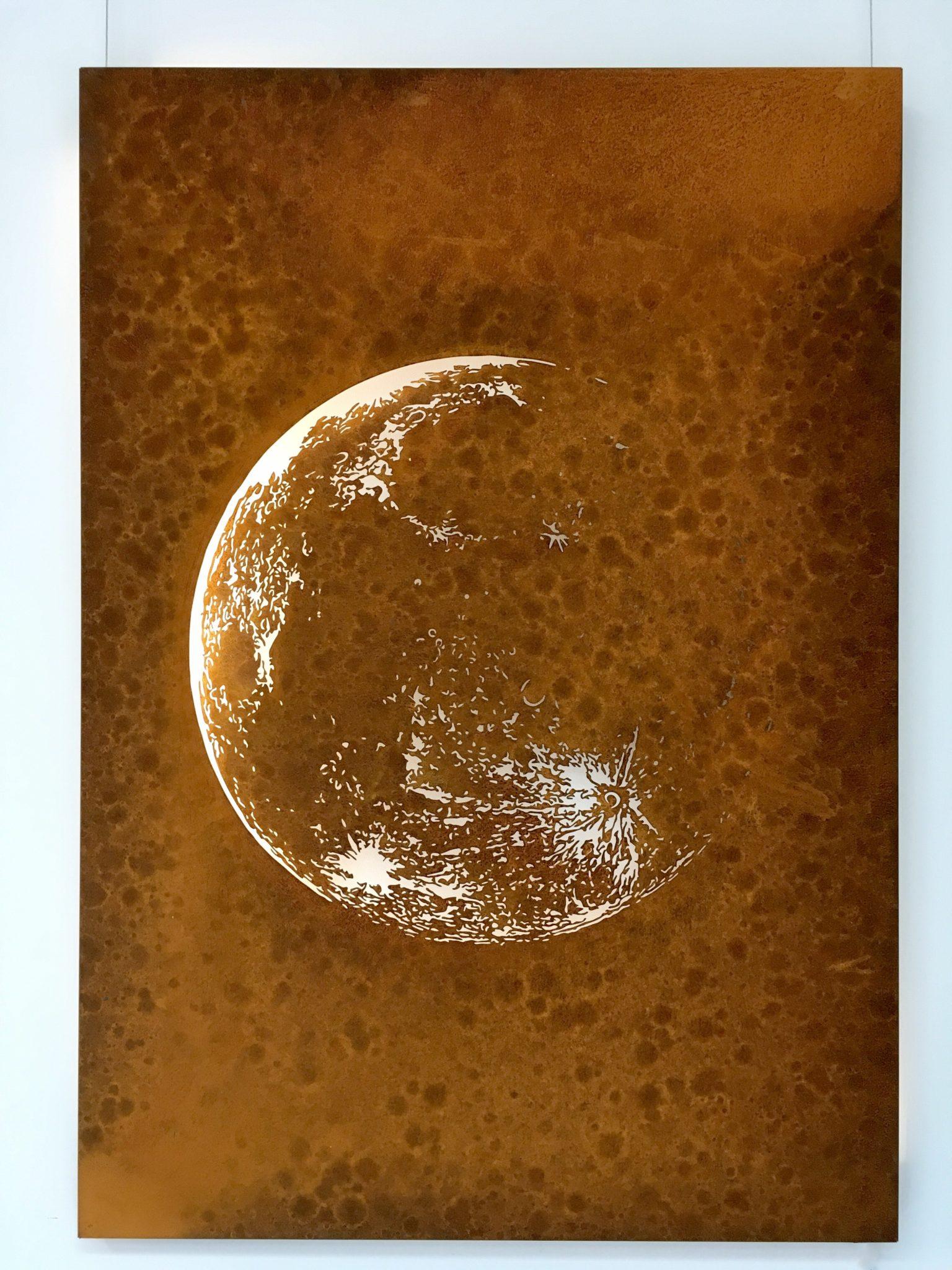 Obraz-metalowy-na-ścianę-księżyc_1