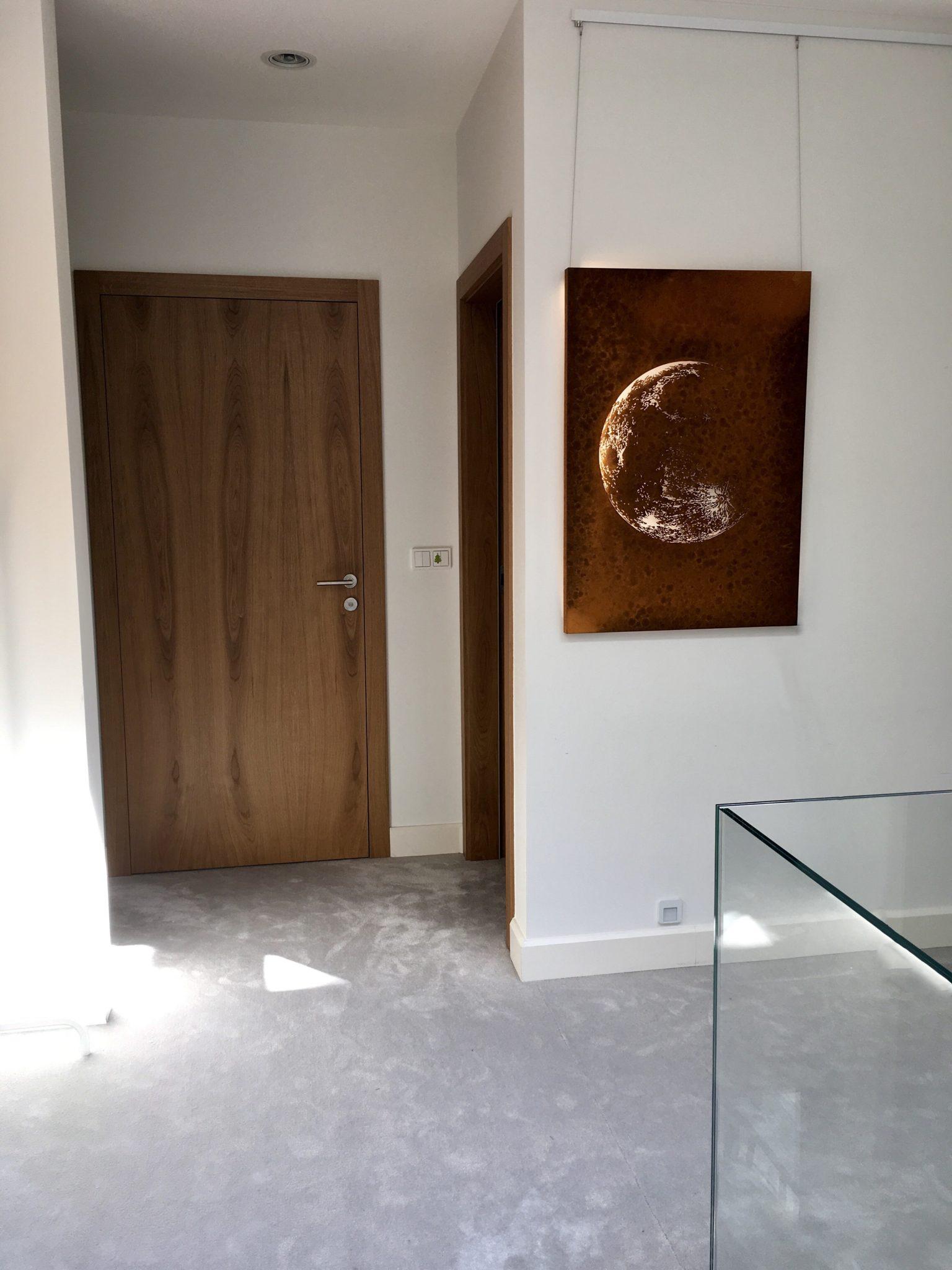 Obraz-metalowy-na-ścianę-księżyc_2