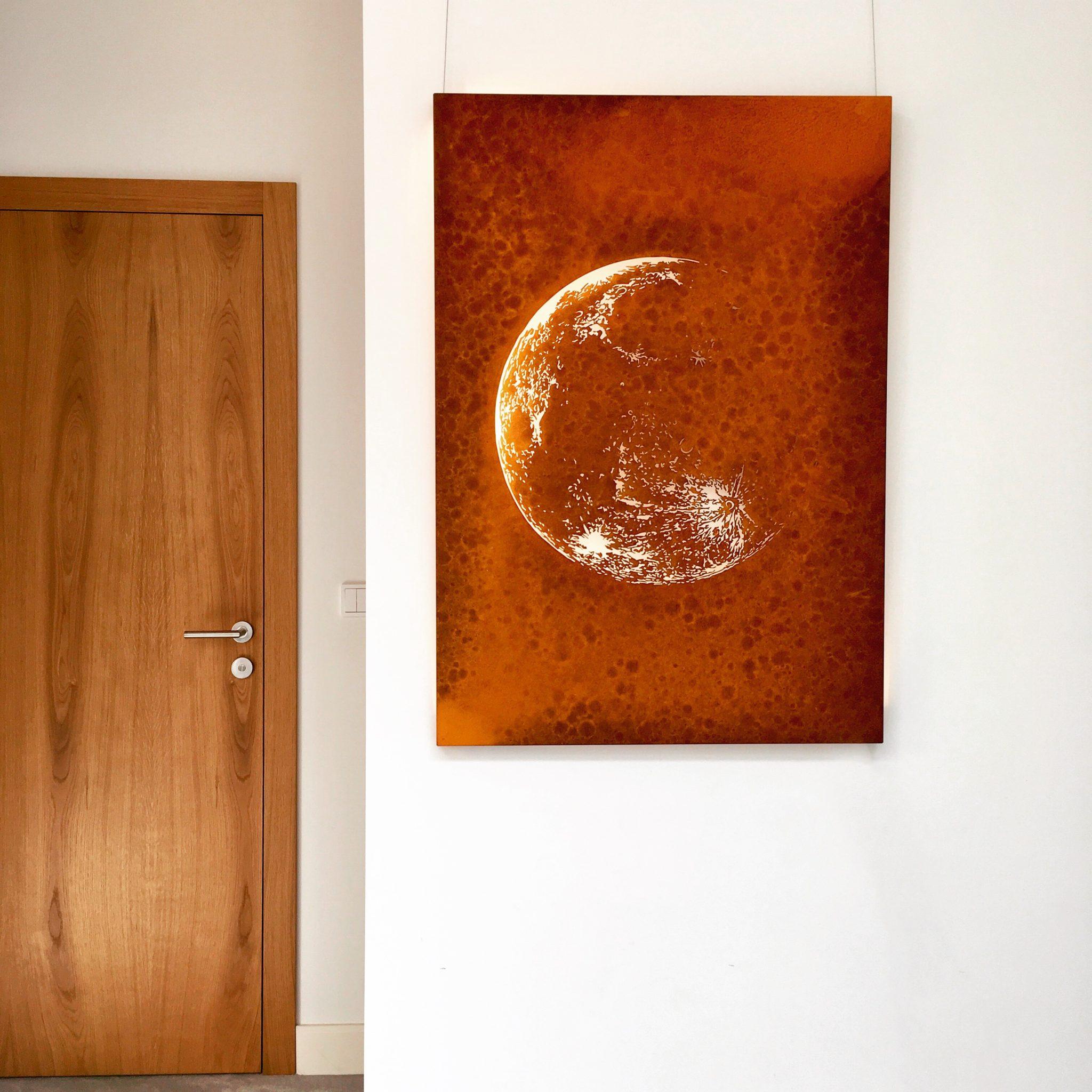 Obraz-metalowy-na-ścianę-księżyc_4