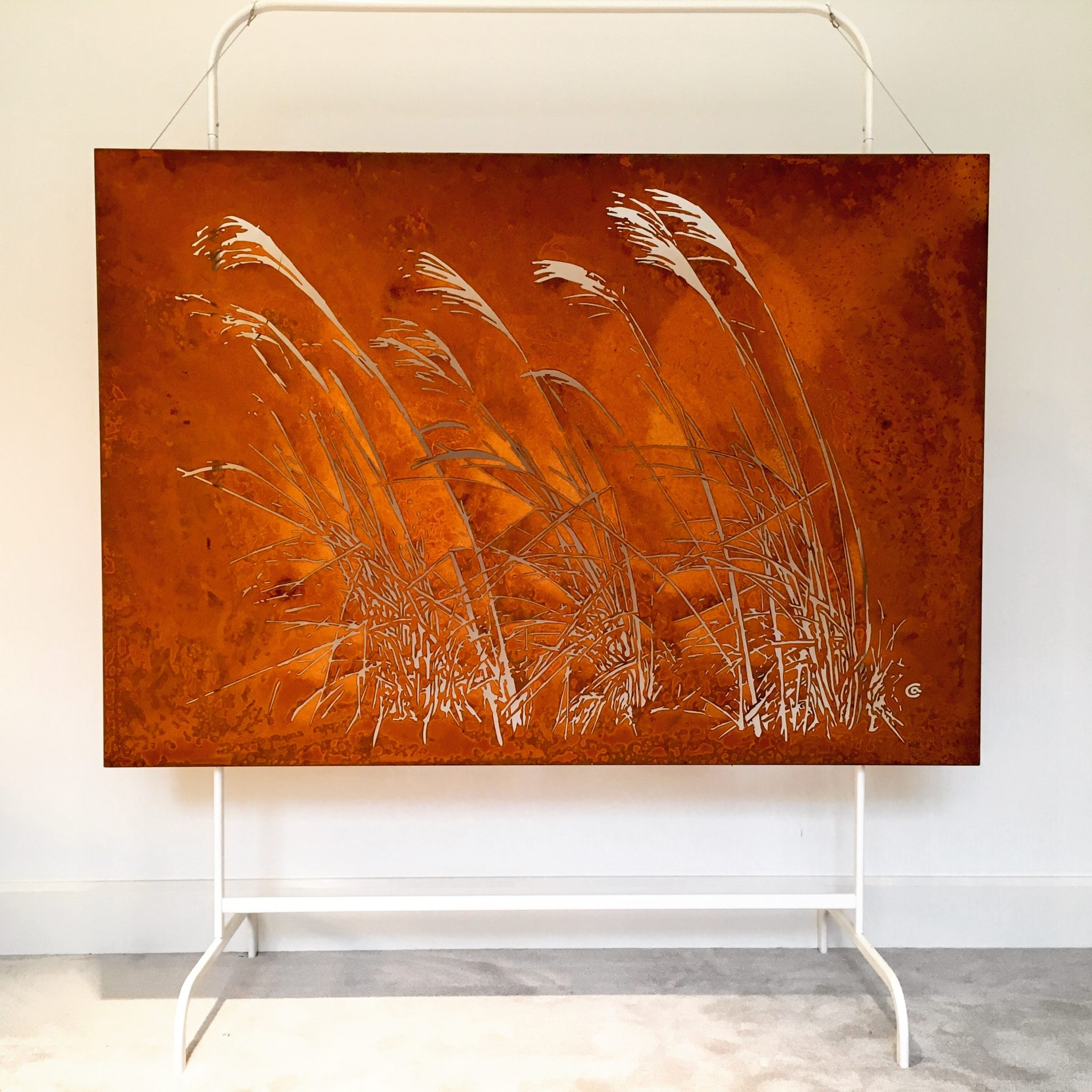 Obraz-z-metalu-trawy_2