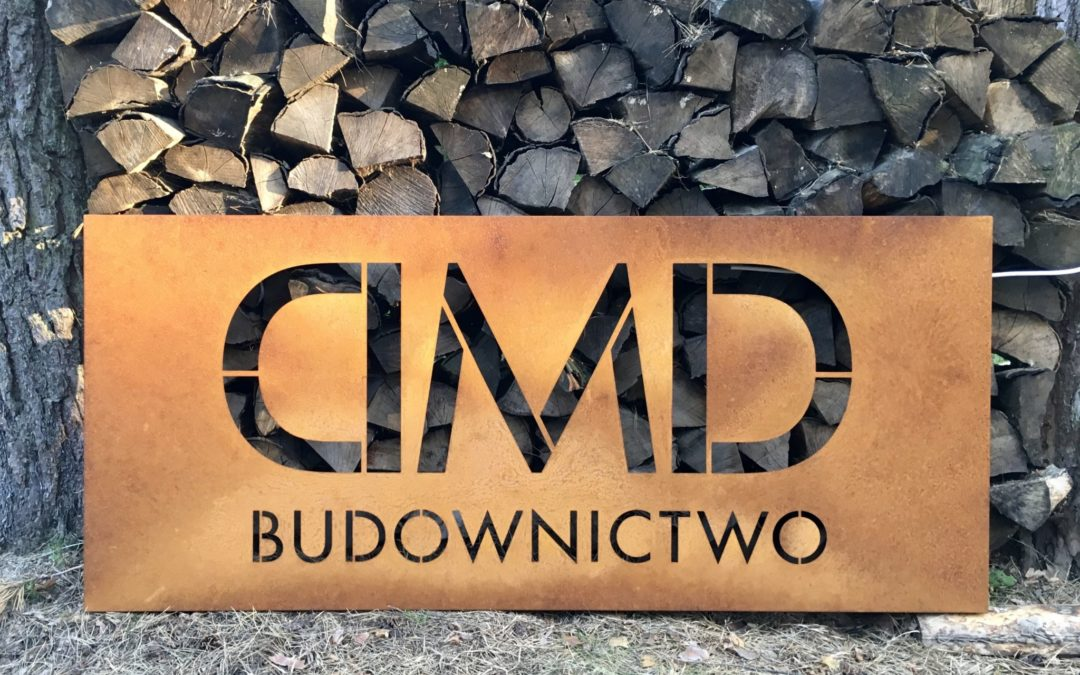 Szyld firmowy DMD
