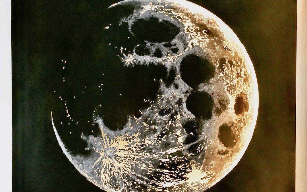 Jak powstał księżyc?